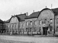 1916, Váci út 174., a Székesfővárosi Fertőtlenítő Intézet, 13. kerület