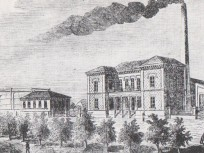1866, Neu Mark Platz (II. János Pál pápa tér), 8. kerület