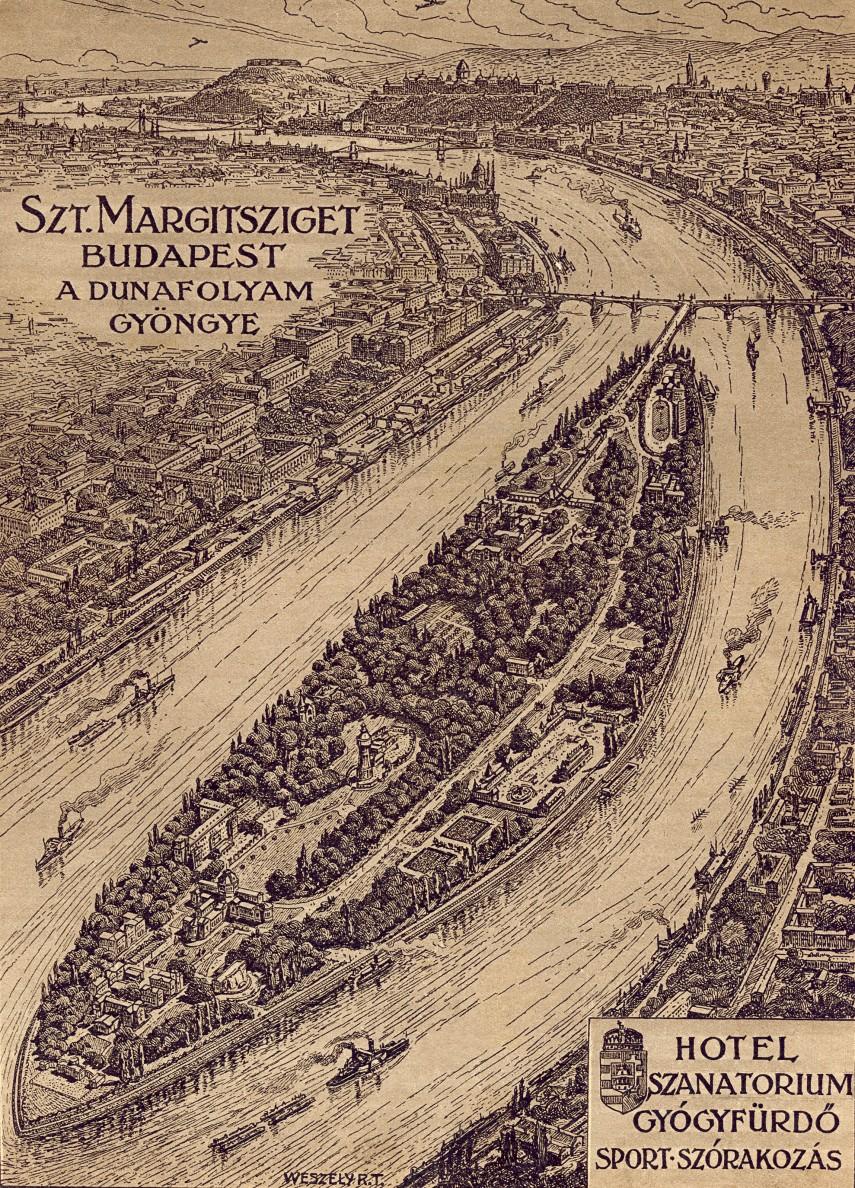 1928, Szent Margitsziget, 13. kerület