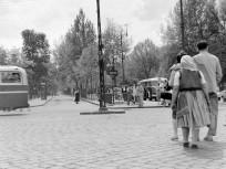 1957, Népköztársaság útja (Andrássy út), 6. kerület