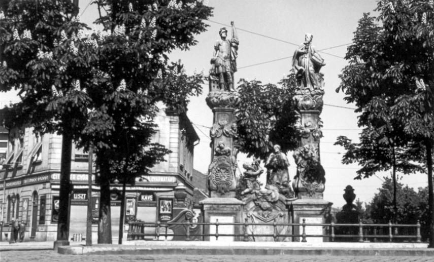1918, Flórián tér, 3. kerület