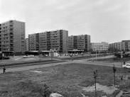 1976, Irinyi József utca a Budafoki út felé nézve, 11. kerület
