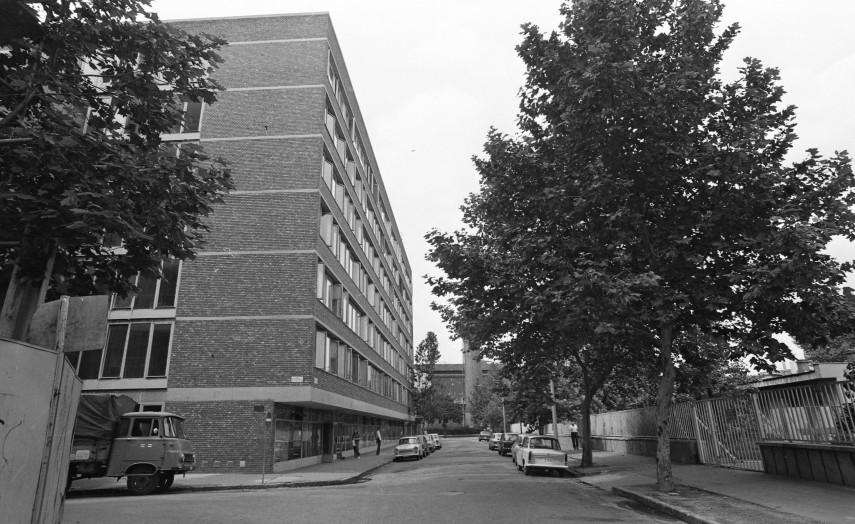 1972, Stoczek József utca, 11. kerület