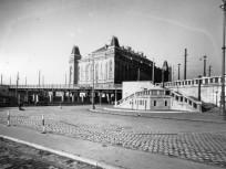 1940, Boráros tér, 9. kerület