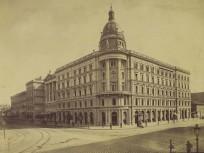 1880 táján, Kerepesi út (Rákóczi út), 8. kerület
