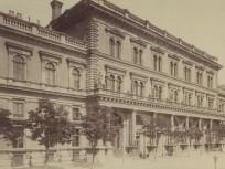 1890 táján, Fővám tér, 9. kerület