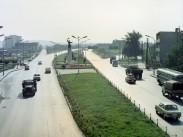 1975, Budaörsi út a Sasadi útnál