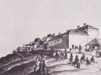 1839 táján, Gellérthegy, 1. kerület