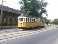 1980-as évek eleje,  Árpád út,(1950-től) 4. kerület