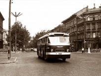 1960-as évek eleje, November 7. tér (Oktogon), 6. kerület
