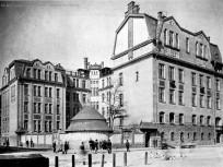 1913, Tisza Kálmán (II. János Pál pápa) tér a Szilágyi utcánál