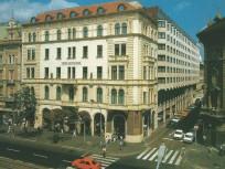 1986, Lenin (Teréz) körút, a Béke szálloda