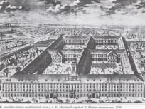1739, az Invalidus-palota (1950-től) 5. kerület