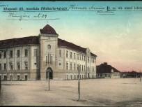 1914, Hungária út, Kispest (megyei város), 1950-től 19. kerület