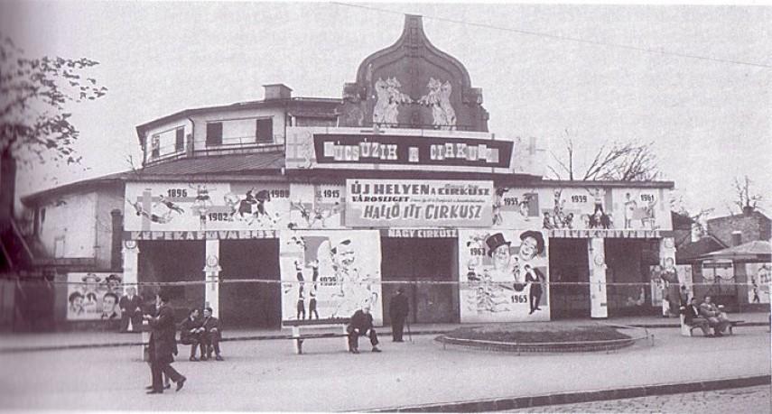 1966, Állatkerti körút, 14. kerület