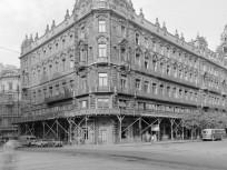 1960, Szabad sajtó út a Váci utcánál, 5. kerület