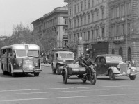 1950, Sztálin (Andrássy) út, 6. kerület