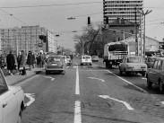 1978, Váci út a Róbert Károly körútnál, 13. kerület