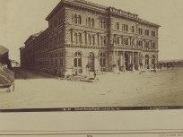 1875 táján, Fővám tér, 9. kerület