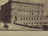 1880-as évek, Lánchíd (Clark Ádám) tér, 1. kerület