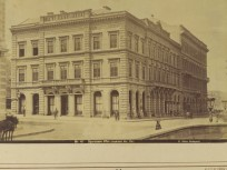 1870-es évek, Lánchíd (Clark Ádám) tér, 1. kerület