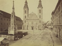 1880-as évek, Eskü (Március 15.) tér, 5. kerület