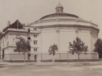 1895 táján, a Rotunda, 14. kerület