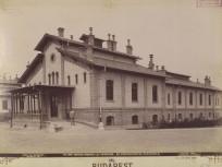 1890 táján, Gyáli (Albert Flórián) út, 9. kerület