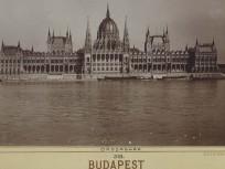 1896 táján, a Parlament (Országház), 4. (1950-től 5). kerület