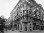 1957, Szentkirályi utca a Baross utcánál, 8. kerület