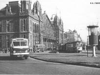 1960-as évek eleje, Marx (Nyugati) tér, 6. kerület