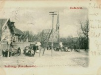 1899, Templom tér, 12. kerület